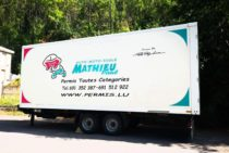 C + E (camion remorque)